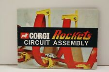 "Corgi ROCKETS Catalogue: ""1971 - U.K. Edition"" (16 Page Pull-Out)"