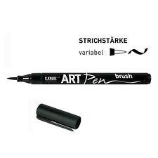 1 schwarzer Tuschestift ARTPen brush von C.Kreul