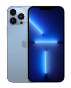 Apple iPhone 13 Pro Max - 1TB - Sierra Blue (Unlocked) BRAND NEW SEALED