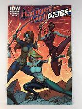 Danger Girl G.I. Joe #3 VF/NM IDW Comics Book