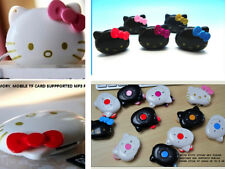 New Cute Cat  Mp3 Music Player with  TF Card Support Great Kids Gift idea