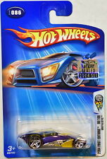 HOT WHEELS 2004 FIRST EDITIONS 86/100 BRUTALISTIC #086 FACTORY SEALED