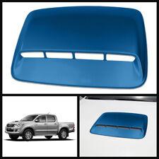 FOR TOYOTA HILUX VIGO CHAMP MK7 PICKUP 2011-14 BLUE 8P1 BONNET HOOD SCOOP COVER