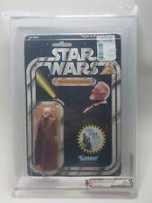 1978 Star Wars Ben (Obi-Wan) Kenobi 20 Back-G Boba Fett Offer AFA 75 (75/85/80)
