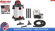 Shop-Vac 12-Gallon 6-HP Wet/Dry Home Garage Shop Vacuum-Cleaner Heavy Duty