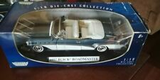 MotorMax 1957 Buick roadmaster convertible in 1:18th scale Mint Boxed!