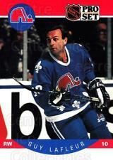 1990-91 Pro Set #250 Guy Lafleur