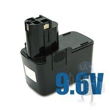 Batteria per BOSCH, WURTH GBM 9,6 VES-2, GSB 9,6 VES-2, PSR 9,6 VES-2, 260733503