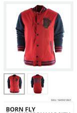 Born Fly Varsity Jacket Size L