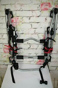 HALFORDS Rear High Mount Three Bicycle Bike Cycle Carrier by HALFORDS