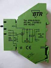 BTR netcom koppelbaustein kra-s-f8/21 nuevo