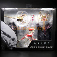 "NECA Alien Covenant Neomorph Creature Pack 7"" Action Figure 1:12 Scale 2017 New"