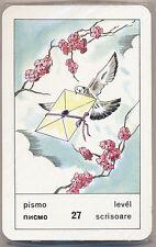 METAPHYSICAL TAROT CARDS GIPSY CARD DECK - ZIGEUNER - 6 LANGUAGES #120c