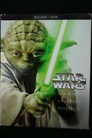 STAR WARS DVD BLURAY TRILOGY I, II, III (EC3009625)
