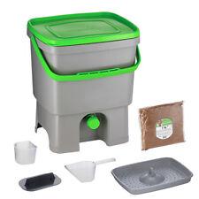 Skaza Bokashi Organko (16 L) Kompostbehälter mit 1 kg EM Ferment