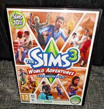 Los Sims 3 Juego PC AVENTURAS mundo Paquete de expansión