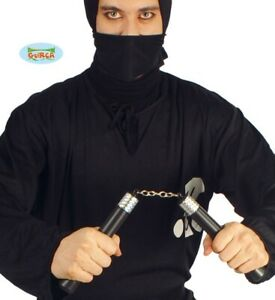 Ninja Fancy Dress Toy Plastic Weapon Set New fg