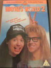 Wayne's World 2 (DVD, 2001) Widescreen 5014437808134