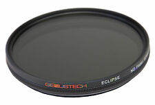 Genus eclipse 82mm variable ND Fader filtro neutral density vídeo DSLR