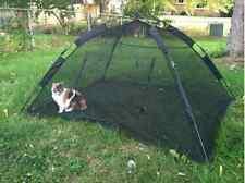 Outdoor Cat Pen Enclosure Habitat Playpen Outdoor Indoor Tent Crib Mesh Pet