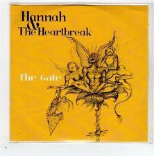 (GD659) Hannah & The Heartbreak, The Gate - 2014 DJ CD