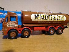 Corgi Leyland Octopus Mc Kelvie & Co tanker truck 1/50th scale