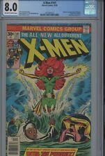 Uncanny X-Men #101  CGC 8.0   1976   1st app. Phoenix, Black Tom Cassidy