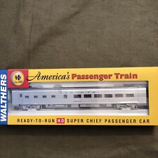 Walthers RTR HO Santa Fe Super Chief P-S 36 Seat Diner