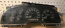 1998 Lincoln Navigator Speedometer Instrument Cluster F65F-10C956-BC
