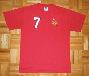 T Shirt Nike Manchester United Cristiano Ronaldo Soccer Futbol Premier League M