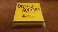 DECIMAL SQUARES by DR. ALBERT B. BENNETT ,JR.