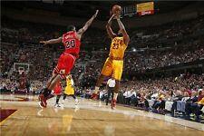 LeBron James LBJ Basketball Star Wall Poster 20x13'' L12