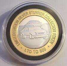 NEW 2015 Racing Torana's (Bathurst) Silver Stunner Coin/token C.O.A. LTD 500
