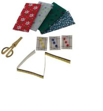 Dollhouse Miniatures 1:12 Scale Sewing Kit, 9pc #IM66095