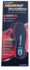 ThermaCell ProFLEX Heated Insoles Foot Warmer Rechargeable Sizes M, L, XL, XXL