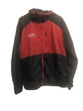 Atlanta Braves Columbia Cooperstown Collection Full-Zip Windbreaker - Large