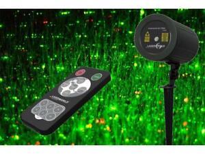 Laserworld GS-70RG MOVE Gartenlaser IP67