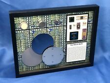 ChipScapes - Making Computer Chips - Silicon Wafer,SSI 117,IBM,PPC,601,Hitachi