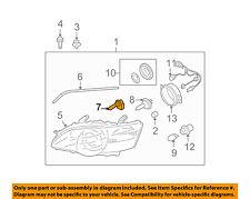 SUBARU OEM 04-15 Impreza-Headlight Headlamp Bulb 84920PA000