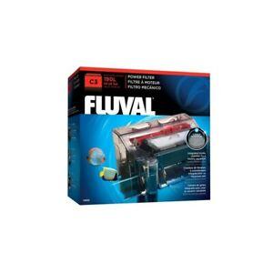Fluval C Filter Backpack For Aquariums IN 5 Etapas. 3 Models Available