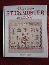 Die schönsten Strickmuster aus alter Zeit Irmgard Gierl Stickereien Bauernstube