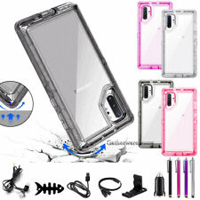 For Samsung Galaxy Note 10 Plus Transparent Clear Phone Case Cover / Accessories