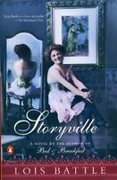 Storyville by Lois Battle (1997, Paperback) SIGNED By Author NEW!!