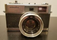 Minolta Hi-Matic 9 35mm Rangefinder w/45mm f/1.7 Rokkor-untested -needs cleaning