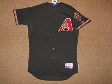 Arizona Diamondbacks Black Cool Base Authentic Jersey Majestic sz 44 New w/ tags