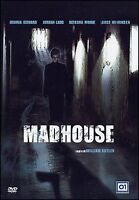 DVD FILM MADHOUSE Film Horror Thriller psicologico Cinema Video Movie