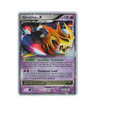 GIRATINA LV.X LVX DP38 Ultra Rare EX Holo Foil Pokemon Promo Card