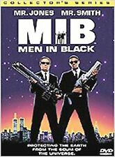 """Men In Black"" Sci-Fi Movie starring Will Smith and Tommy Lee Jones on Dvd"