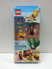 Lego Minifigures 850449 Building Toy Surfista/Hawaiana/Chica surfista  63 pzas