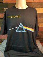 Pink Floyd - Dark Side Of The Moon - Men's Black T-shirt